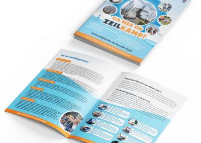 Brochure Zeilschool het Molenhuis