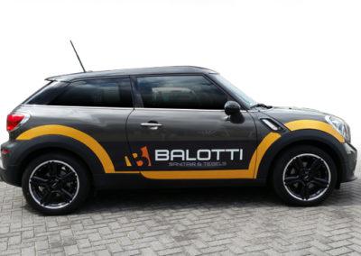 Balotti-autoreclame