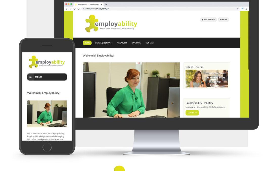 WordPress Website Groningen | Employability