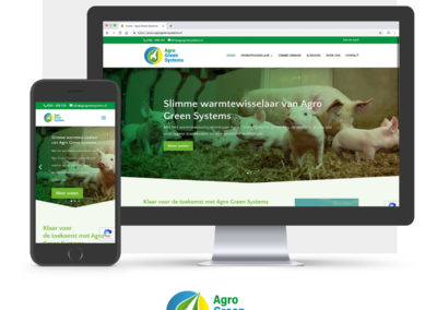 Website Agro Green Systems