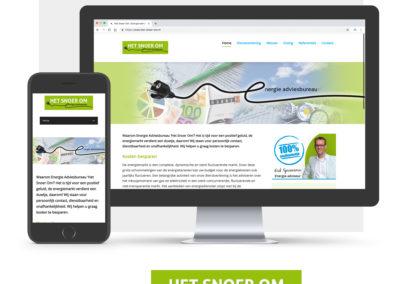 Mockup website het-snoer-om
