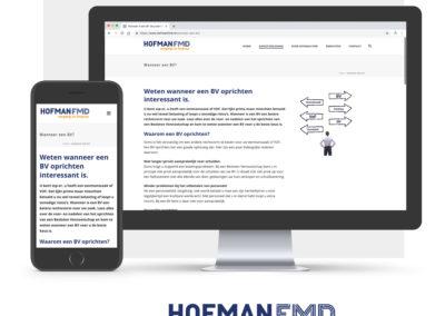 Mockup website wanneereenbv