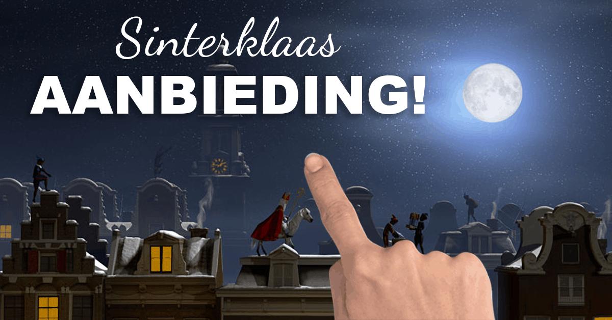 Seizoensmarketing voor Sinterklaas