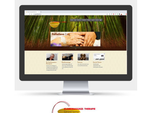 WordPress Website Deventer | Gerard Somer Klanktherapie