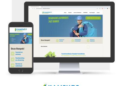 WordPress Website Genemuiden