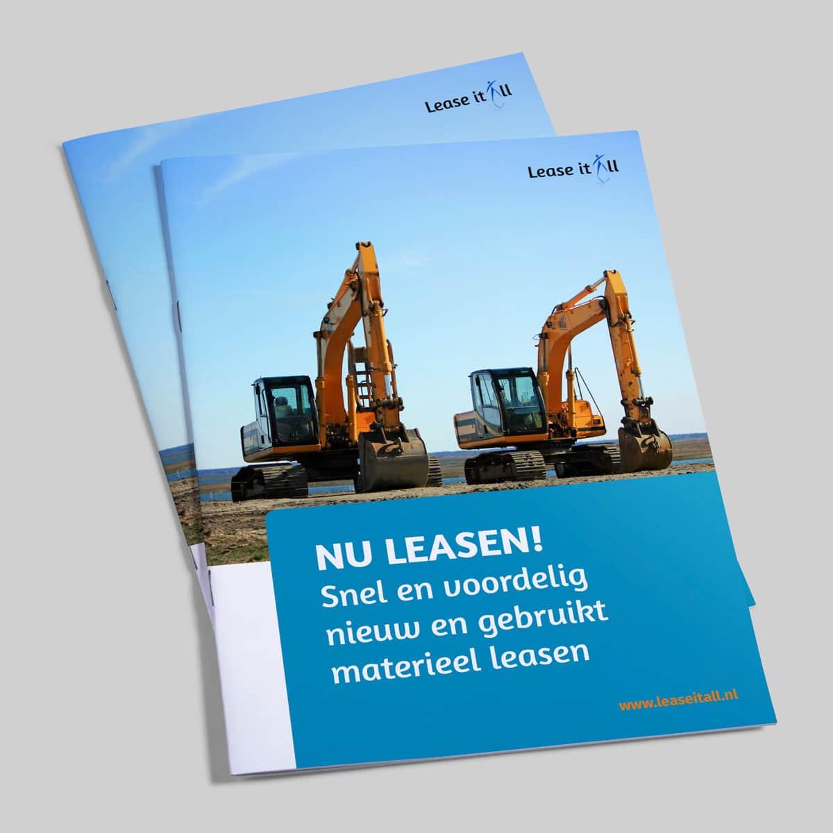 Brochure ontwerpen