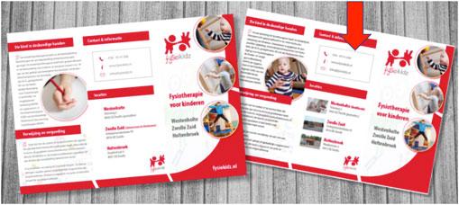 afbeelding voor brochure maken